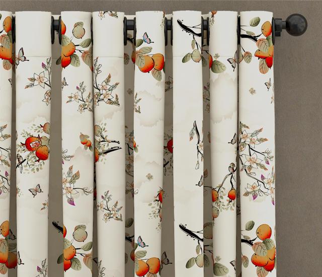 Design & buy premium fabric curtains online